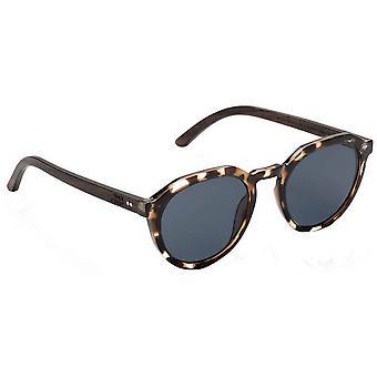 Take a Shot Salma Sunglasses - Grey/Brown