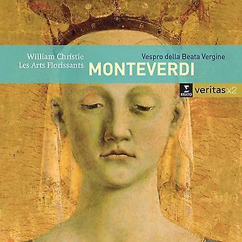 Monteverdi / William Christie - Monteverdi / Vespro Della Beata Virgine [CD] USA import