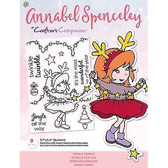 Crafter's Begleiter Annabel Spenceley Twinkle Twinkle Briefmarken