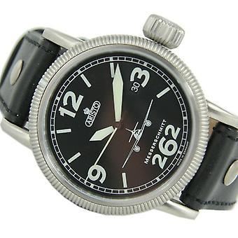 Aristo Men's Messerschmitt ME 262 automatic clock Fliegeruhr 3H262-X