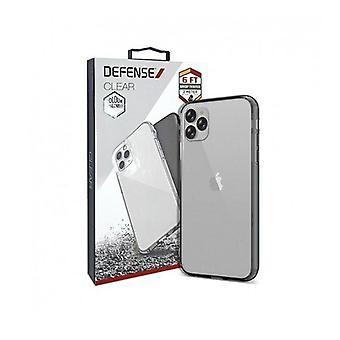 X Doria Defense Clear Case Cover For Iphone 12 Pro Max Gray