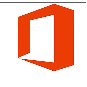 Microsoft Office Professional Plus 1 -käyttäjä - 64/32-bittinen digitaalinen avain
