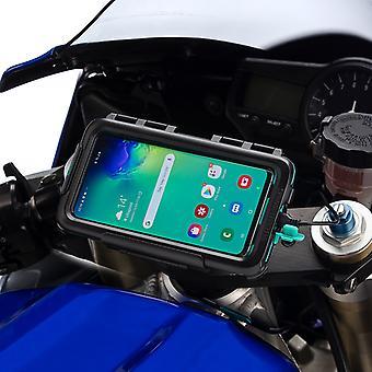 Motorola telefonlar için Sportsbike su geçirmez montaj kiti