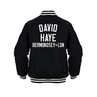 David Haye Boxing Legend Jacket