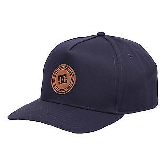 DC Reynotts Snapback Cap - Navy Blue