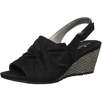 Bandolino kvinners Gayla åpen tå Casual Slingback sandaler