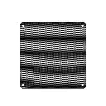 Cuttable Black Pvc Pc Fan Dust Filter Dustproof Ultra Fine Dustproof Cover