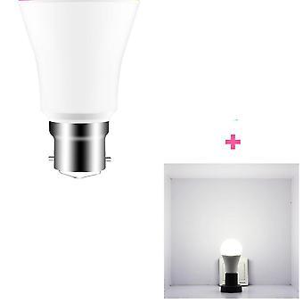 Langaton Bluetooth 4.0- Rgb +w Led, Vaihda väri, Lamppu