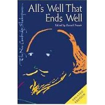 All's Well that Ends Well by William Shakespeare - 9780521827935 Bok