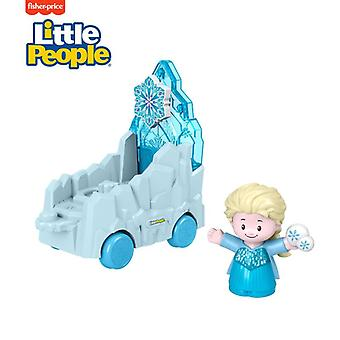 Fisher price little people frozen elsa parade float