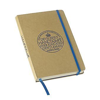 Notebook Gentleman by Heaven skickar