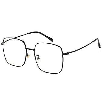 Niebieskie światło Blokowanie okulary Eye Strain Relief Clear Lens Koreański Kwadrat
