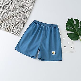 Summer Denim Casual Pantaloni Corti Pantaloncini di Cotone