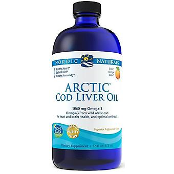 Nordic Naturals Arctic Cod Liver Oil 473 ml