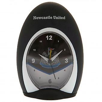 Newcastle United Quartz Alarm Clock SW