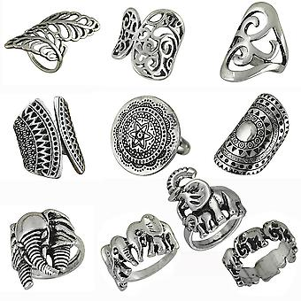 10pcs Retro Ring Set Animals Leaves Bohemian Fashion Finger Ring For Daily Use 10pcs Retro Ring Set Animals Leaves Bohemian Fashion Finger Ring For Daily Use 10pcs Retro Ring Set Animals Leaves Bohemian Fashion Finger Ring For Daily Use 1