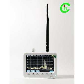 Xt-127 tragbares Spektrumanalysator Signalfrequenzmessgerät 10-2700mhz