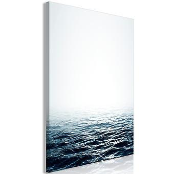 Cuadro - Ocean Water (1 Part) Vertical