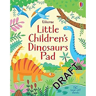Little Childrens Dinosaur Puzzles by Kirsteen Robson