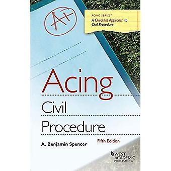 Acing Processo Civil (Acing série)