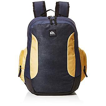Quiksilver SCHOOLIE, Men's Backpack, Honey Honey, One Size