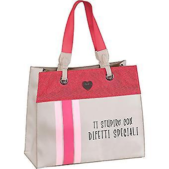 Shopping Bag Frühling Minip Rot