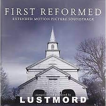 Lustmord – First Reformed (Extended Motion Picture Soundtrack) Limited Edition Clear Vinyl