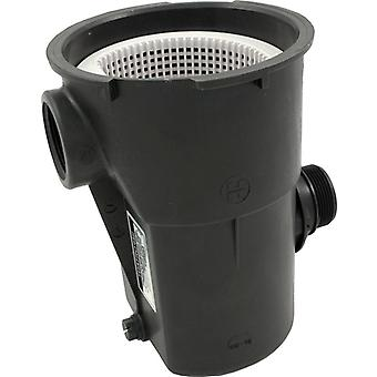 Hayward SPX1500CAP PPL Strainer Housing with Basket for Pump and Filter