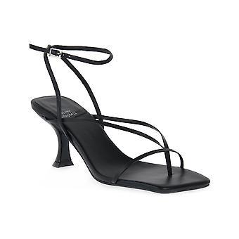 Jeffreycampbell bla fluxx cow sandals