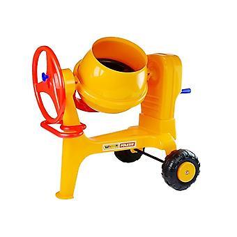 Spielzeugbetonmischer - 65 cm Betonmühle - Bauspielzeug