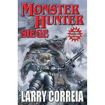 Monster Hunter Siege Inkover
