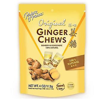 Prince Of Peace Ginger Candy Clip Strip, 8 Count