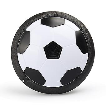 Air Power Floating Football Toys Kit Soccer Disc Hovering Football Game Light Toy Flashing Ball Toys