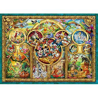 Ravensburger The Best Disney Themes Jigsaw Puzzle (1000 Pieces)