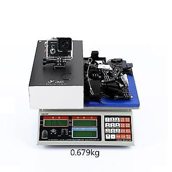 Hawkeye Firefly 8s 4k Distortionless Camera Registrazione della fotografia aerea