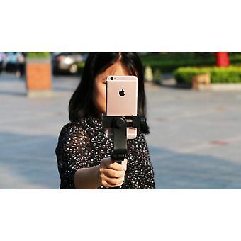Ulanzi smartphone portable smartphone vidéo cas pour iphone x samsung, téléphone rig stabilisateur pour live stream youtube filmmaking vlogger