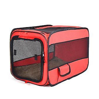 Pet dog car transport carrier