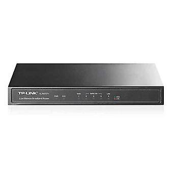 Router TP-Link TP-LINK TL-R470T+ 100 Mbps Black