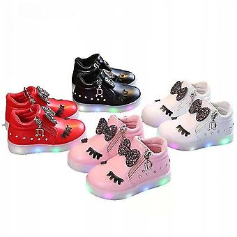 1-9 Years Old Children's Shoes With Led Lights