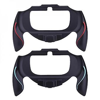 Anti-skid Plastic Grip Handle Holder Case Bracket Protective Cover Game Accessories For Sony Psv Ps Vita 1000 Controller