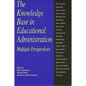 Base di conoscenza nell'amministrazione educativa