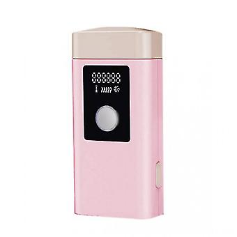 Caraele Ipl Epilator, 990,000 Times Painless And Permanent Hair Removal(pink)