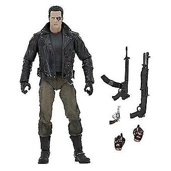 Video game consoles terminator - ultimate t-800 police station - 7 action figure