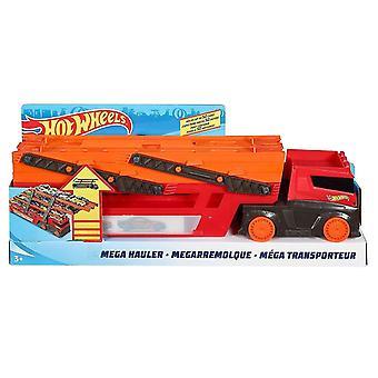 Toy race car track accessories hot wheels mega hauler