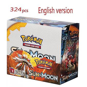 Caraele The Latest Pokemon Cards 324 Sheets In English