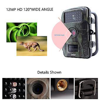 Rd1003 2.4 Inch Tft Hunting Camera 720p 940nm Digital Infrared Trail Camera