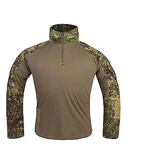 Vêtements militaires de chasse aux chemises de combat Multicam
