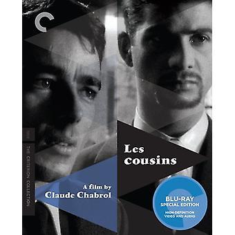 Les Cousins [BLU-RAY] USA import