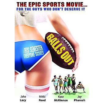 Balls Out [DVD] USA import