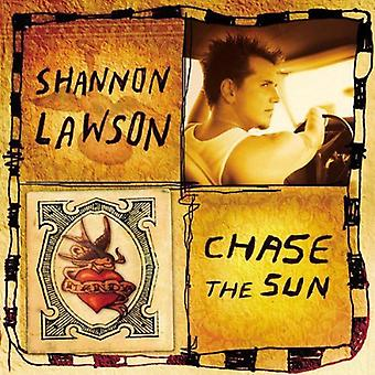 Shannon Lawson - Chase the Sun [CD] USA import